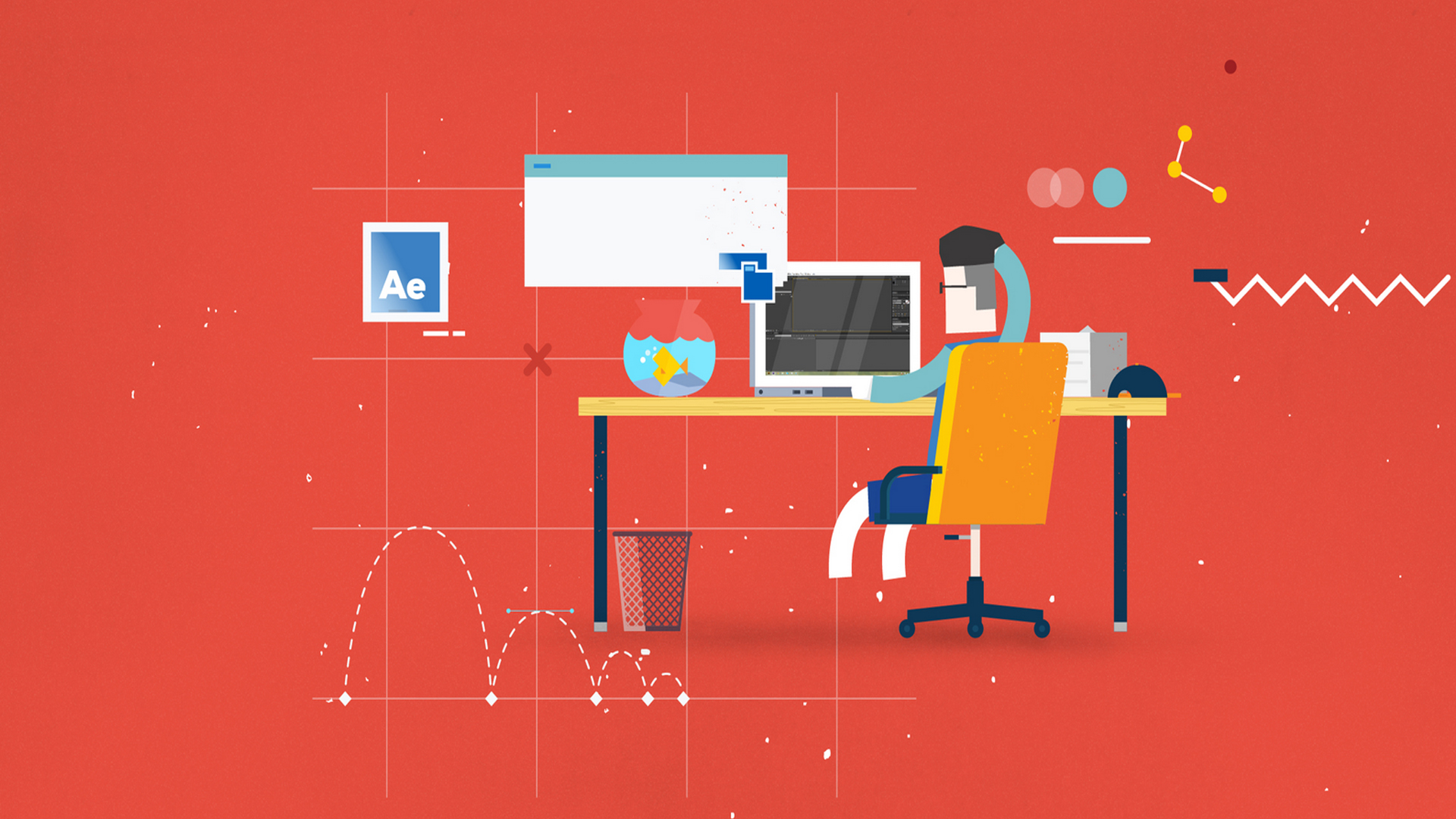 How To Be A Motion Graphics Designer